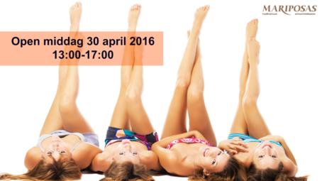 Open dag 30 april 2016